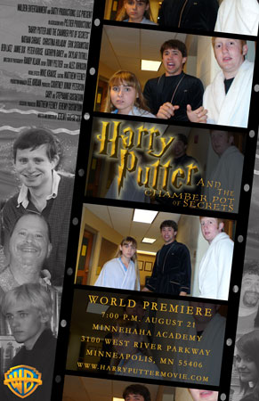 Harry Putter 2 Poster