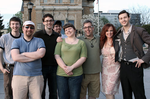 Vacationers Cast and Crew